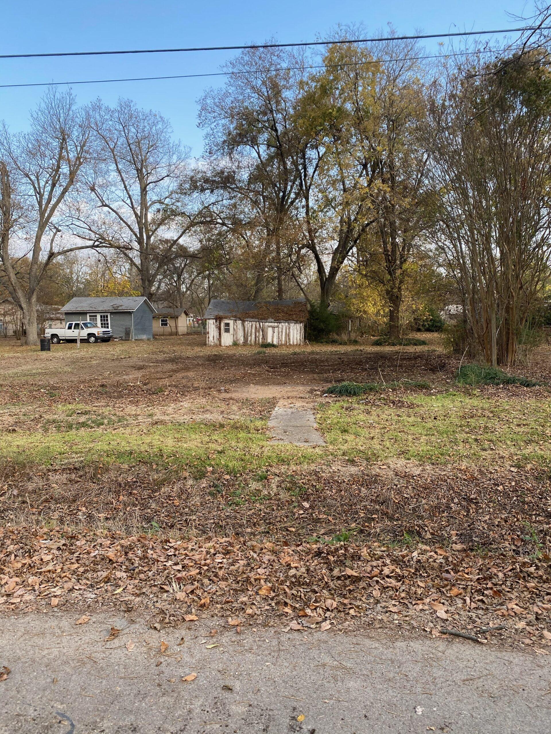 Land Clearing Huntsville TX